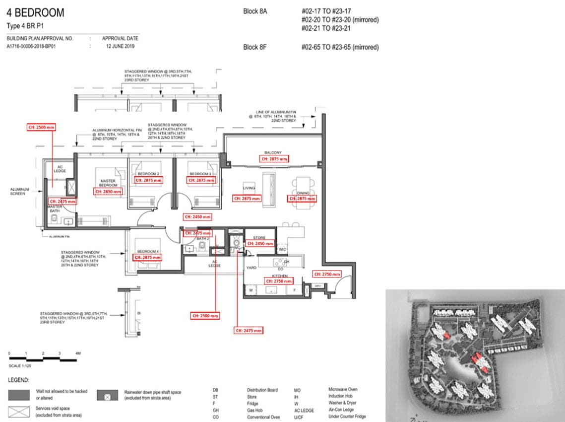 Parc Clematis Condo Showflat Show Unit - 4 Bedroom Premium (Elegance) - 4BR P-1