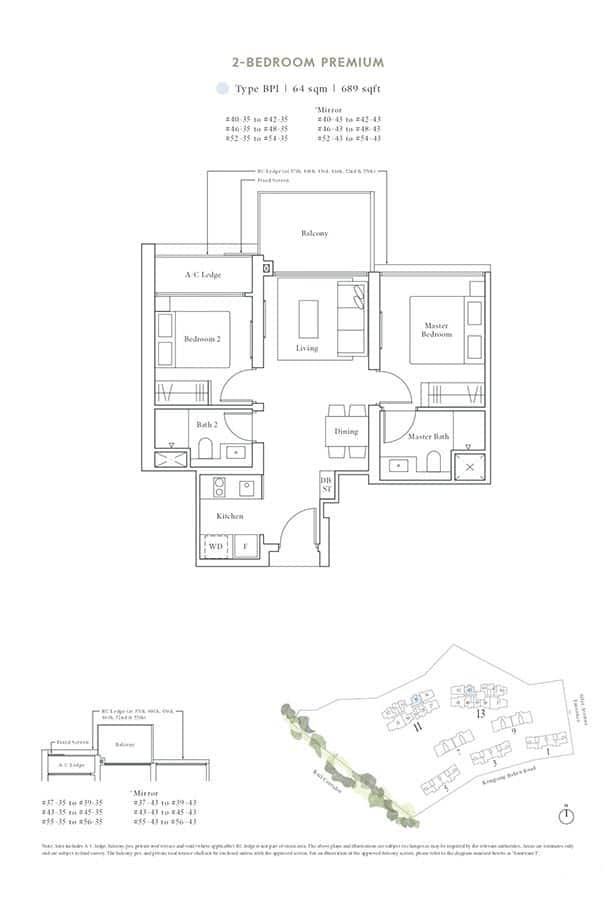 Avenue-South-Residence-Condo-Floor-Plan-Peak-Collection-2-Bedroom-Premium-BP1