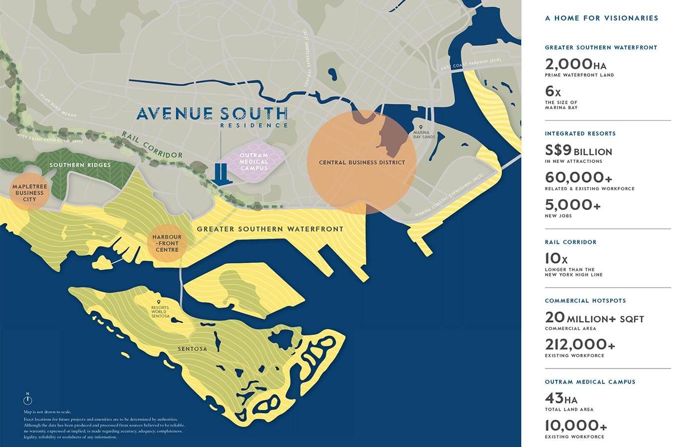 Avenue-South-Residence-Condo-Location-Map-1