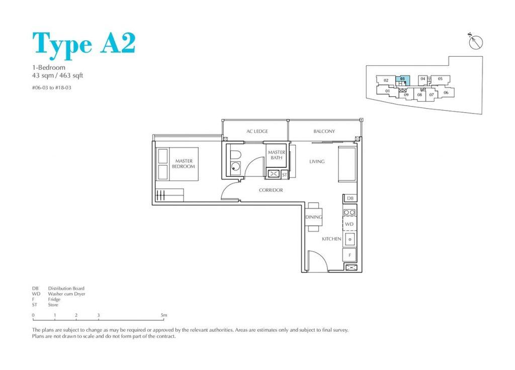 Jui-Residences-Condo-Floor-Plan-1-Bedroom-A2