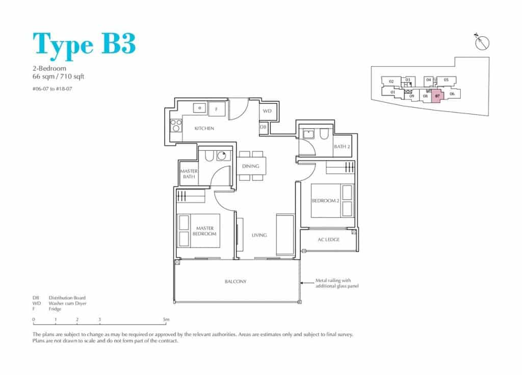 Jui-Residences-Condo-Floor-Plan-2-Bedroom-B3