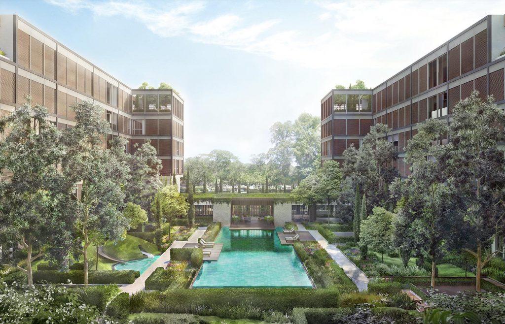 Meyer-House-Condo-Facilities-Central-Garden-and-Pool