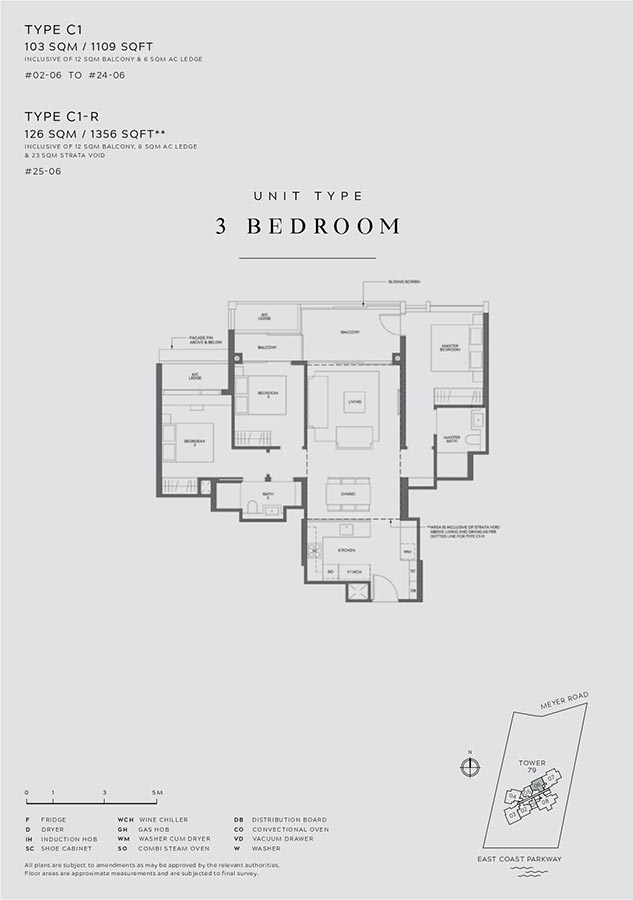 Meyer-Mansion-Condo-Floor-Plan-3-Bedroom-C1