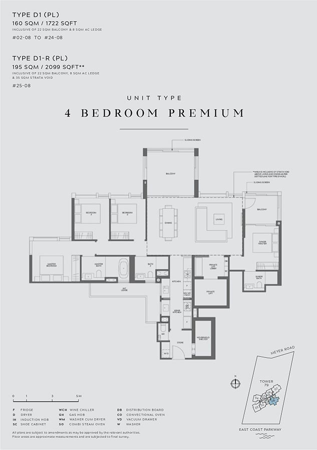 Meyer-Mansion-Condo-Floor-Plan-4-Bedroom-Premium-D1