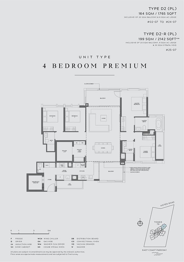 Meyer-Mansion-Condo-Floor-Plan-4-Bedroom-Premium-D2