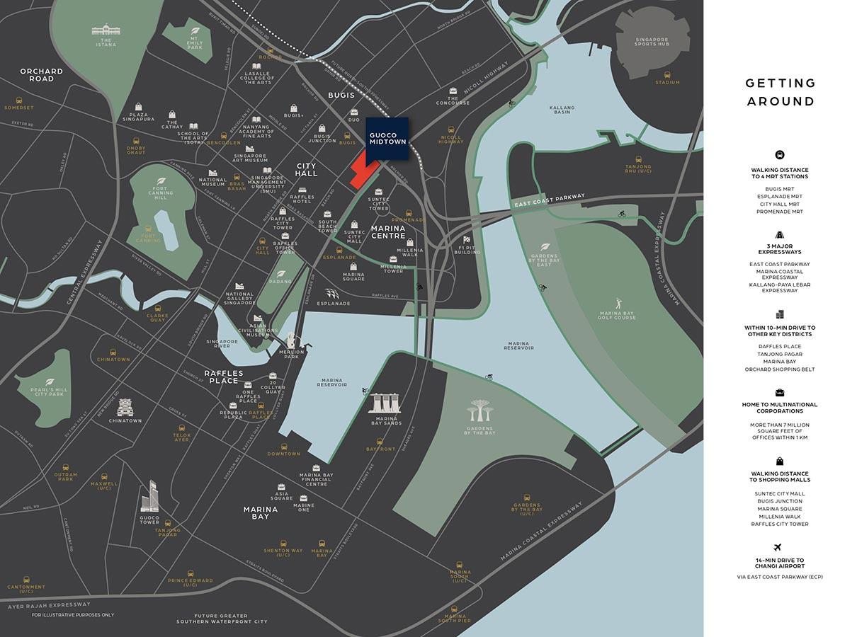 Midtown-Bay-Condo-Location-Map