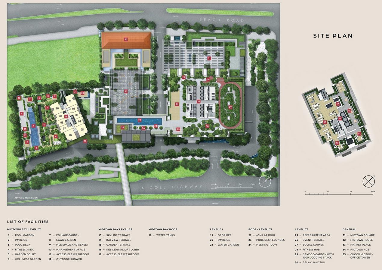 Midtown-Bay-Condo-Site-Plan
