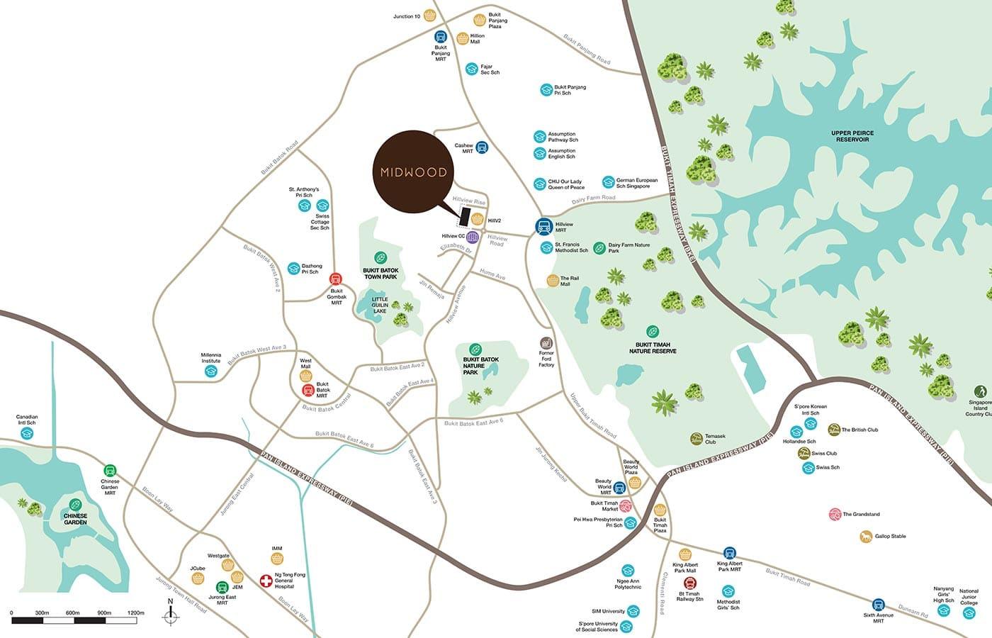 Midwood-Condo-Location-Map