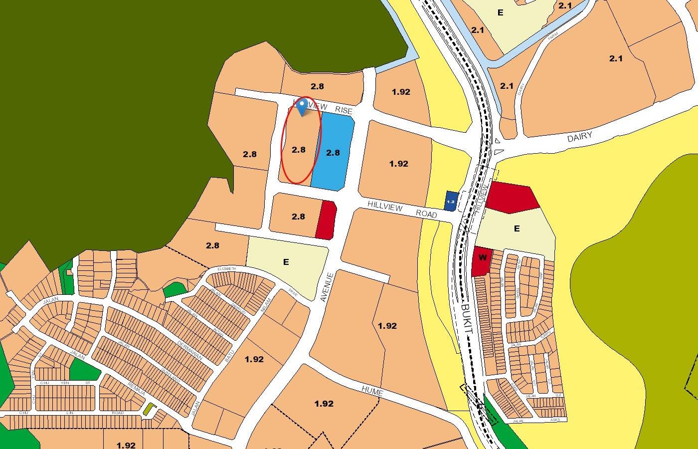 Midwood-Condo-URA-Master-Plan-Map