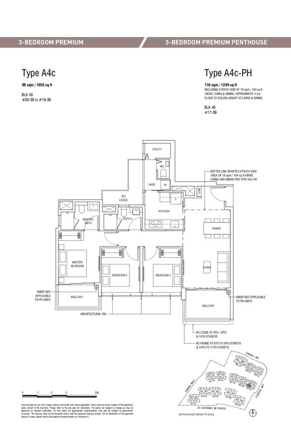 Piermont-Grand-EC-Floor-Plan-3-Bedroom-Premium-A4c-A4c-PH