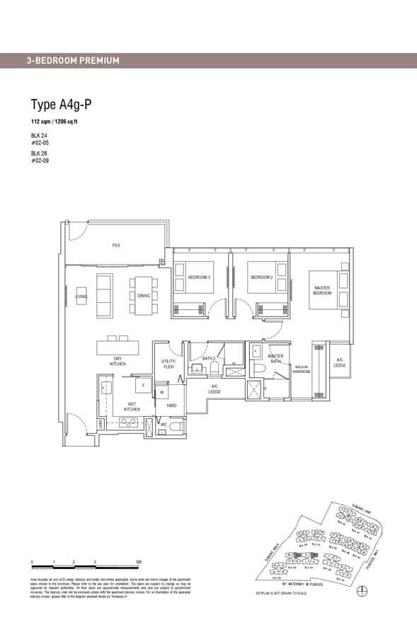 Piermont-Grand-EC-Floor-Plan-3-Bedroom-Premium-A4g-P