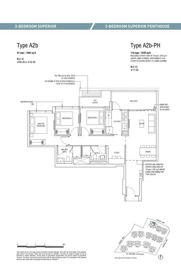 Piermont-Grand-EC-Floor-Plan-3-Bedroom-Superior-A2b-A2b-PH