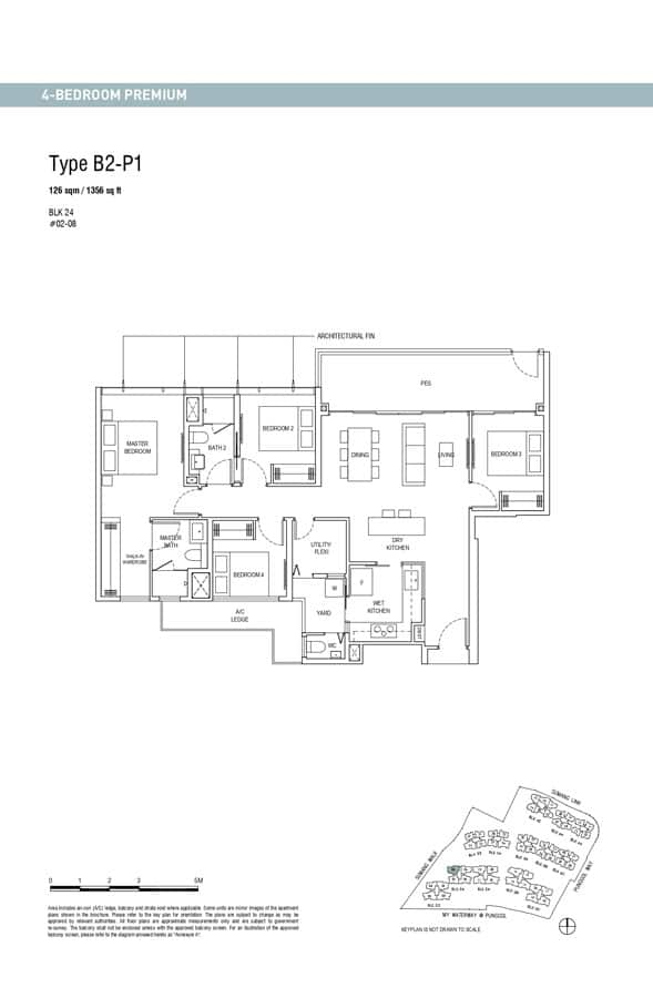 Piermont-Grand-EC-Floor-Plan-4-Bedroom-Premium-B2-P1
