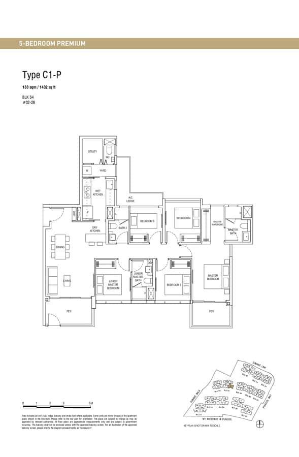 Piermont-Grand-EC-Floor-Plan-5-Bedroom-Premium-C1-P