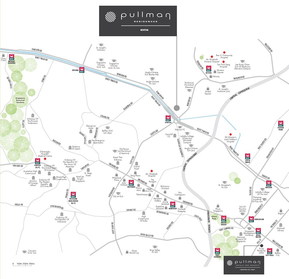 Pullman-Residences-Condo-Location-Map