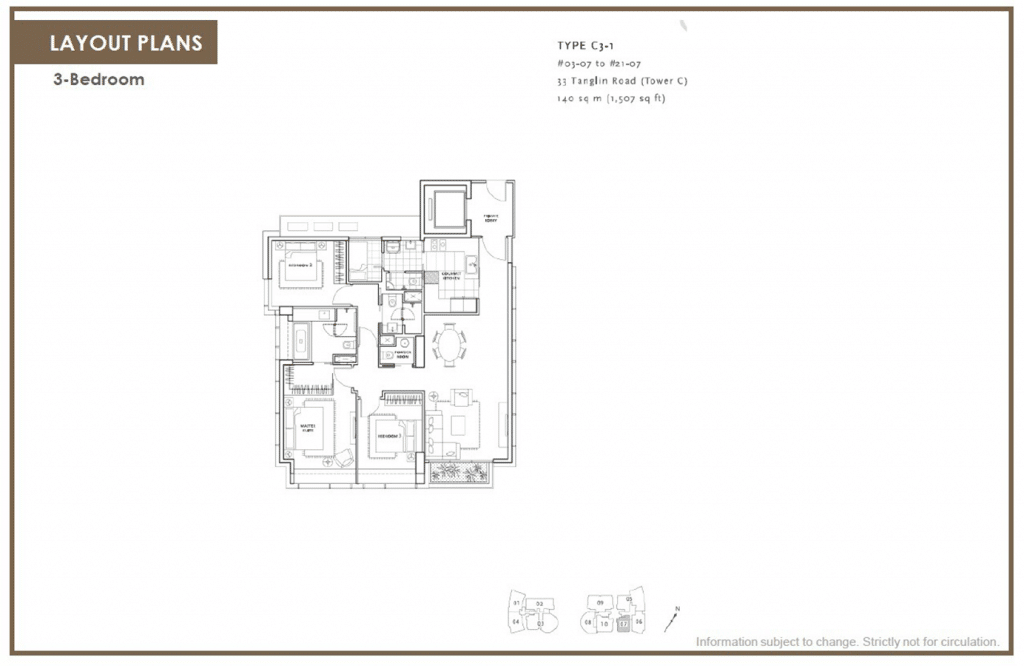 St-Regis-Residences-Condo-Floor-Plan-3-Bedroom-C3-1