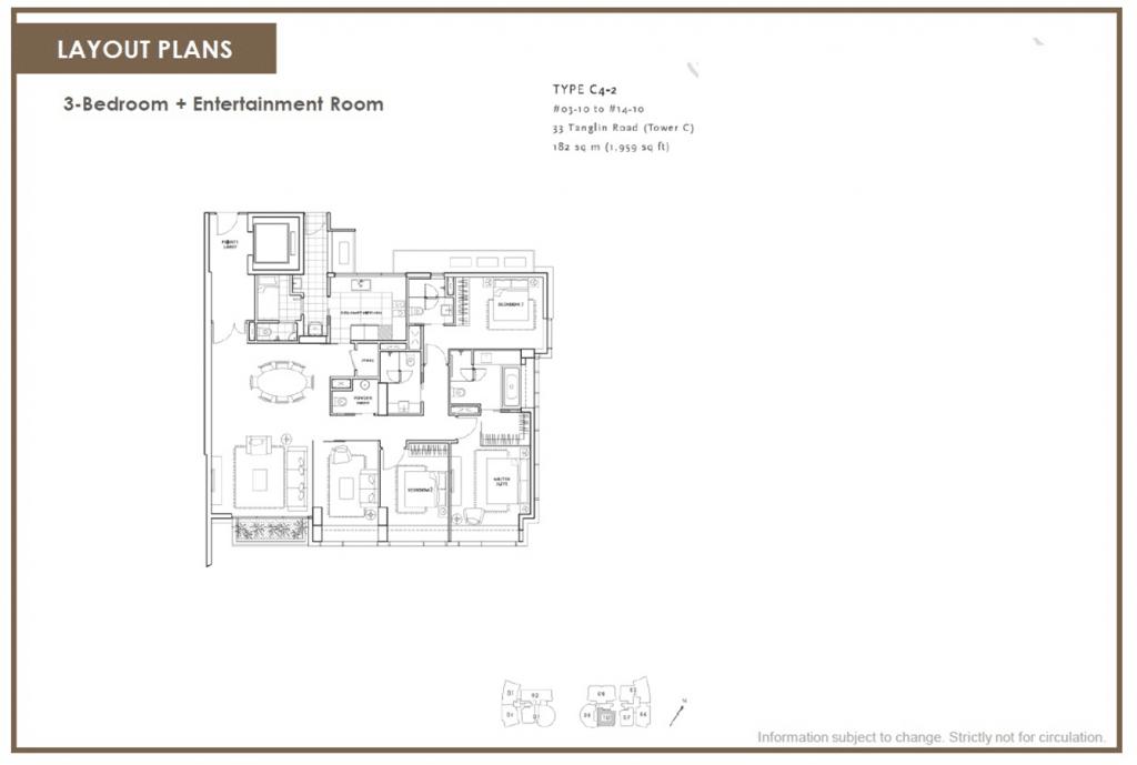 St-Regis-Residences-Condo-Floor-Plan-3-Bedroom-Entertainment-Room-C4-2