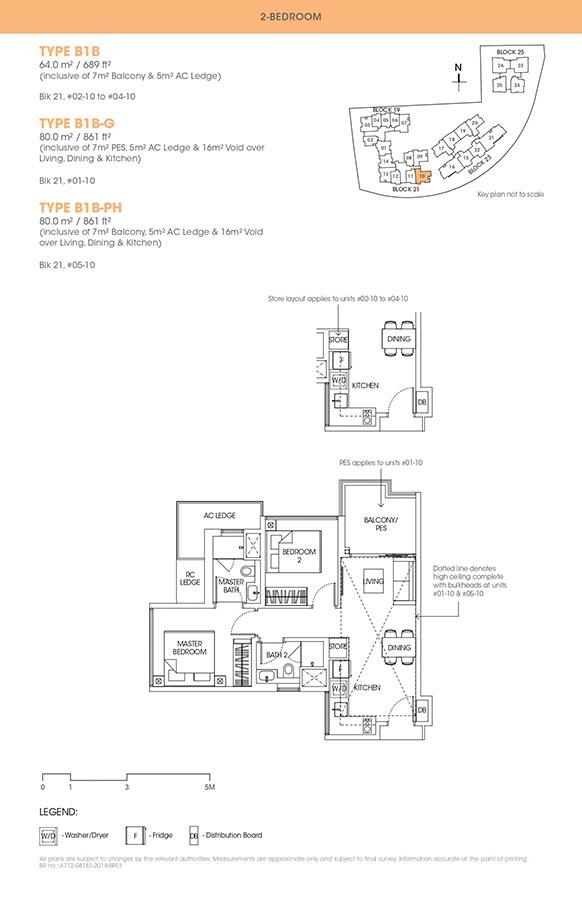 The-Antares-Condo-Floor-Plan-2-Bedroom-B1B