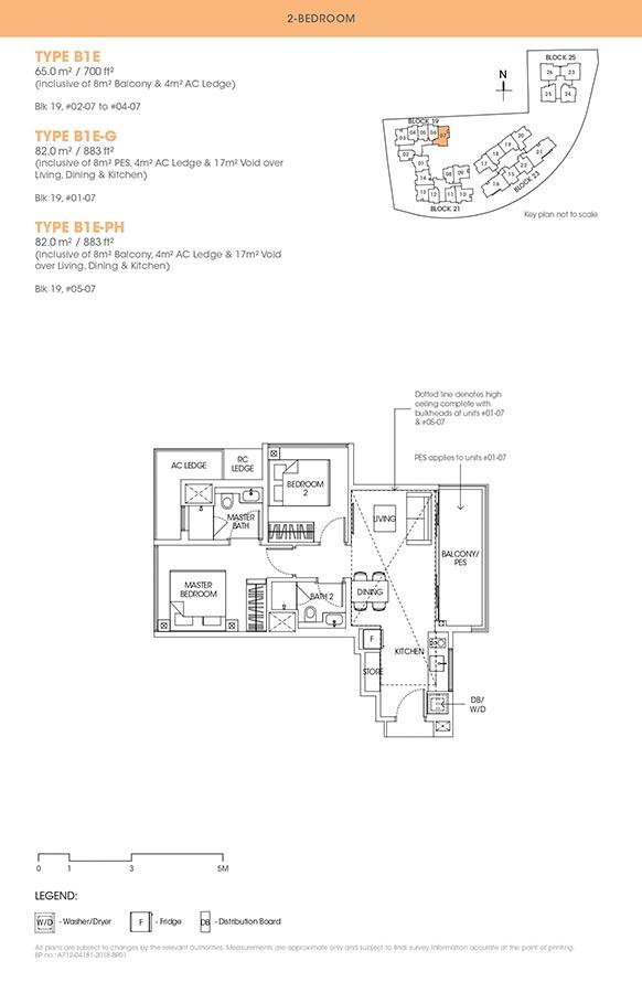 The-Antares-Condo-Floor-Plan-2-Bedroom-B1E