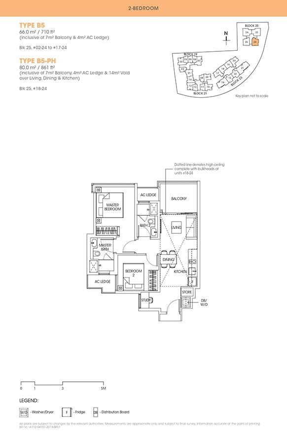 The-Antares-Condo-Floor-Plan-2-Bedroom-B5