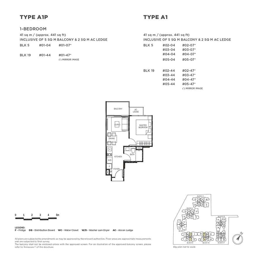 The Gazania Floor Plans Singapore Excellent Layout Usable Space