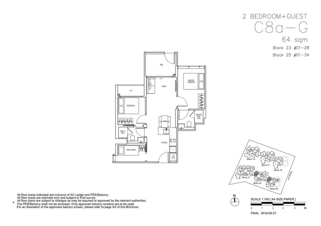 View-at-Kismis-Condo-Floor-Plan-2-Bedroom-Guest-C8aG