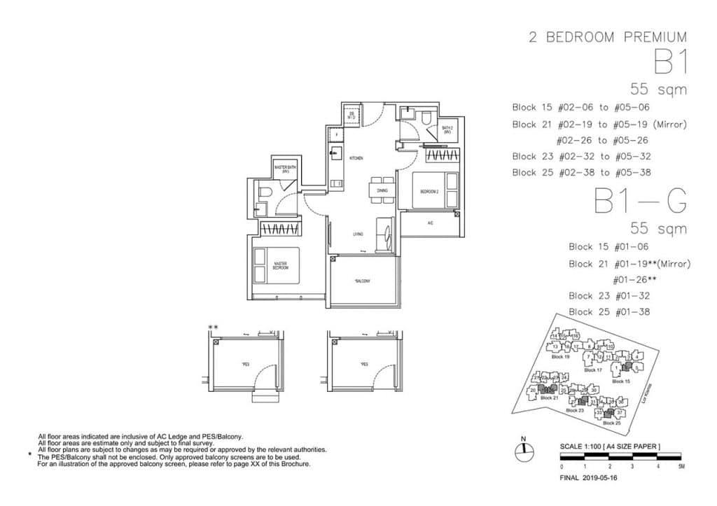 View-at-Kismis-Condo-Floor-Plan-2-Bedroom-Premium-B1-B1G