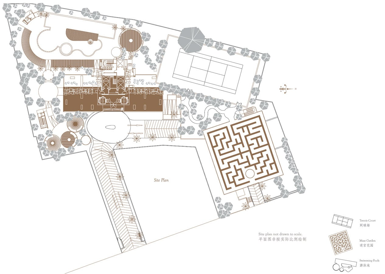The Ritz-Carlton Residences - Site Plan