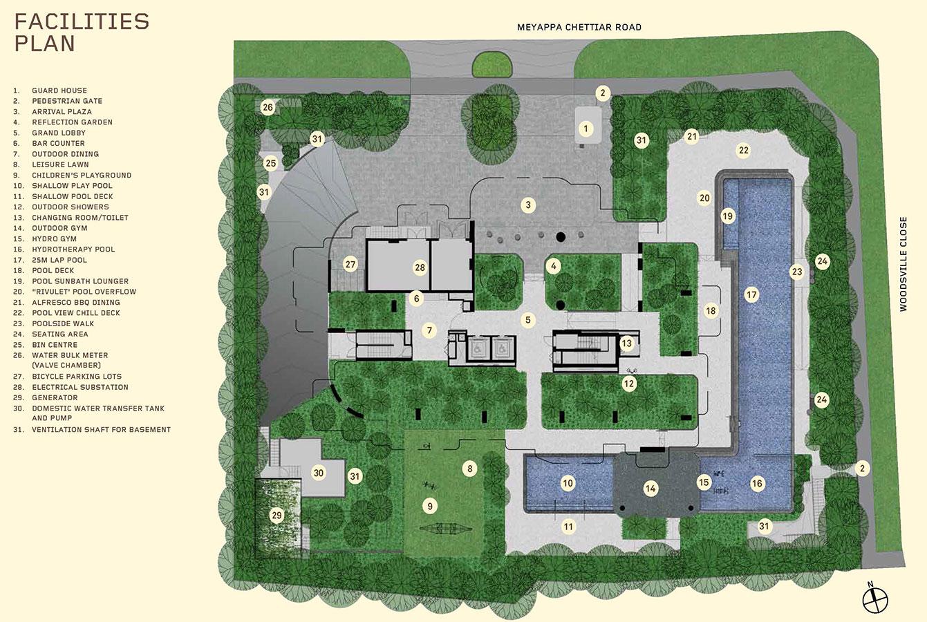 MYRA-Condo-Facilities-Site-Plan