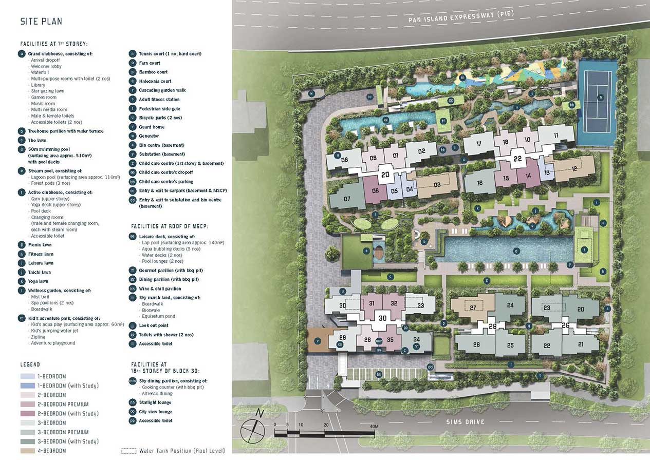 Penrose-Condo-Facilities-Site-Plan