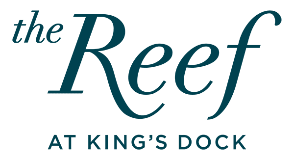 The Reef at King's Dock Condo Logo