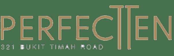 Perfect Ten Condo - Logo