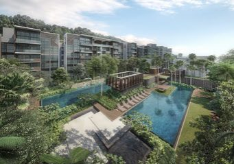 Kent Ridge Hill Residences Condo 342x239